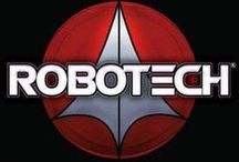 """Robotech: SDF-1 / """"Robotech"""" is an 85-episode adaptation of three different anime television series made between 1982-1984 in Japan; the adaptation was aired in 1984. Within the combined and edited story, 'Robotechnology' refers to the scientific advances discovered in an alien starship that crashed on a South Pacific island. With this technology, Earth developed giant robotic machines or mecha (many of which were capable of transforming into vehicles) to fight three successive extraterrestrial invasions."""
