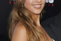 Jessica Alba / Jessica Marie Alba (born April 28, 1981) is an American actress, model and businesswoman. She has won various awards for her acting including the Choice Actress Teen Choice Award and Saturn Award for Best Actress on Television and a Golden Globe nomination for her lead role in the television series Dark Angel.