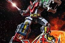 """Voltron: Defender of the Universe / Voltron: Defender of the Universe is an American animated television series that features a team of astronauts who pilot a giant Super Robot known as """"Voltron"""""""