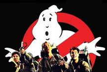 Ghostbusters (Original) / Ghostbusters is a 1984 American supernatural comedy film directed and produced by Ivan Reitman and written by Dan Aykroyd and Harold Ramis. The film stars Bill Murray, Aykroyd and Ramis as three eccentric parapsychologists who start a ghost-catching business in New York City. Sigourney Weaver and Rick Moranis co-star as a client and her neighbor, and Ernie Hudson as the Ghostbusters' first recruit.