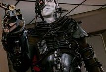 """Star Trek: We Are The Borg / The Borg are a fictional alien race that appear as recurring antagonists in the Star Trek franchise. The Borg are a collection of species that have been turned into cybernetic organisms functioning as drones in a hive mind called """"the Collective"""" or """"the Hive""""."""