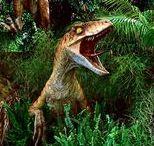 Dinosaurs & Jurassic Park