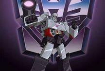 Transformers (G1): Megatron