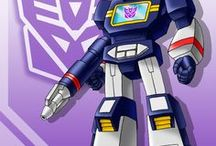 Transformers (G1): Soundwave & Cassettes