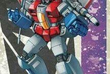 Transformers (G1): Starscream & his Seekers