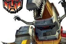 Transformers (G1): Dinobots
