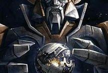 Transformers (G1): Unicron
