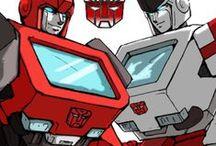 Transformers (G1): Ironhide & Ratchet