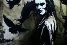 The Crow: Brandon Lee (RIP:1994)