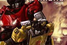 Transformers (G1): Sunstreaker & Sideswipe