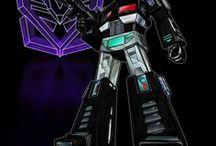 Transformers (G1): Nemesis Prime & Tryticon