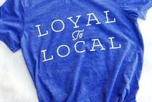 Shop Local Marketing / Campaigns and marketing inspiration for shop small and shopping local. Including campaigns for small business, infographics on shopping local, and local marketing tips.