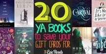 Books for YA nerds like meeee ❤ / Really, it's mostly YA books that seems fkn awesome.