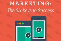 Video Marketing Tips + Stats / Tips, inspiration, and stats for video marketing and video content for brands, collected by an award-winning branding and marketing agency.