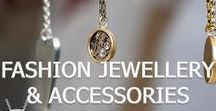 Fashion Jewellery & Accessories / A huge range of fashion jewellery including watches, necklaces, rings, bangles, bracelets, earrings, brooches & much, much more...