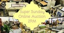 Furniture & Home Decor Auction / Weekly Auctions full of top quality furniture, ornaments and lounges. All heavily discounted with bargains to be found!