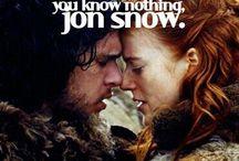 Jon & Ygritte