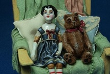 the teeny tiny's - doll loves / by Tania Emmerich