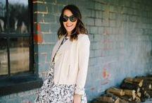 Glitter & Gingham / Style Inspiration / Personal Style / Fashion Blog / Lifestyle Blog
