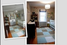 Nursery updates / by Coastinganon