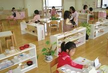 Montessori Ideas / Montessori Ideas and activities to use at home or in the classroom.