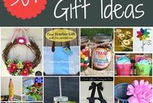 Gifts for Teachers, Friends & Family / Gift Ideas to give to someone special in your child's life.  You'll find ideas for teacher appreciation gifts, friends, neighbors and even a little something for family members.  Gift Ideas to encourage our children to think of others.