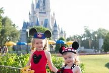 Planning For Disney / Are you preparing for a trip to Disney?  Here's our tips and advice to prepare you for Disney World and Disney Land.  Plus Mickey and Minnie Mouse Themed Ideas and Activities.