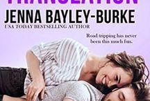 Lust In Translation / contemporary romance | road trip romance | Drive Me Crazy | Xavier & Jaime