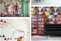 Wall Art / Inspirational images on how to decorate your walls