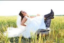 Wedding Ideas With Harry's / Plan a country chic wedding with styles from Harry's! Anywhere from boots to lace!