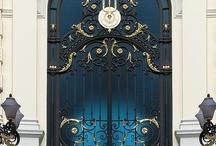 Doors / by Suzanne Harper