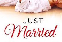 Just Married / They're best friends with benefits, but when Callum needs a wife to inherit his family fortune, their casual arrangement becomes a marriage of convenience... and then so much more in Jenna Bayley-Burke's sexy standalone romance, Just Married. http://www.jennabayleyburke.com/just-married