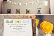 baby shower ideas / by Melissa Hoffman