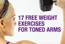 Health & fitness / by Michelle Sanchez
