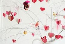 All Things Valentine / Decor, crafts and diy to celebrate valentines day