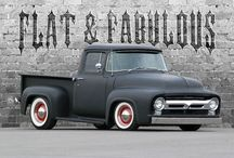 Ford / My favorite Fords / by Mike Davis