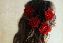 Luscious Red Weddings
