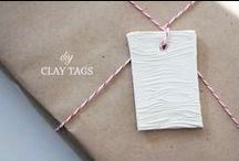 Gift Wrapping and Packaging / Lovely product packaging and gift wrapping ideas