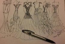 MY Road to Fashion Designing / I love designing dresses, Polyvore - inspirations, insights, dragging them into one piece. / by Dianne Lee