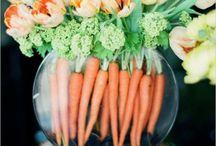 The Magic of Orange Weddings