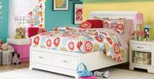 Inspiring Colors / Color inspirations for a child's space