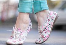 Be Calm! Buy Shoes! / by Kirsten McClain