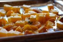 Fall & Thanksgiving Recipes / Enjoy the unique tastes of fall and winter cooking, from pumpkin and apple goodies to hearty meals for chilly nights. Plus all the special foods that we use over the holidays.