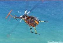 Hawaii-Helicopter Views / Pictures from different helicopter tours that we offer on www.hawaiidiscount.com.