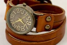 Time pieces / by Amber Whereatt