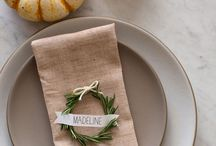 Thanksgiving / Recipes, projects, and ideas for Thanksgiving! LoveGrowsWild.com