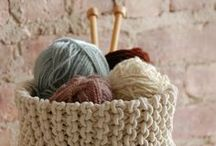Knitta please.  / by Libby Parker