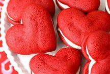 Valentine's Day / Recipes, projects, and ideas for Valentine's Day! LoveGrowsWild.com / by Love Grows Wild - Liz Fourez