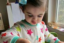 Toddler fun! / by Melissa (Hendricks) Scott