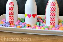 Valentine's Day Inspiration / How to cook and decorate for your loved ones on Valentine's Day